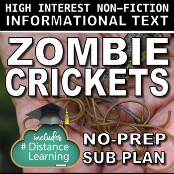 Science Literacy - The Strange Truth About Zombie Crickets