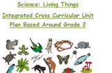 Science: Living Things: Integrated Cross Curricular Unit Plan