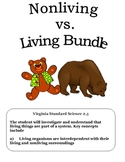 Science:  Living and Nonliving Bundle