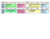 Science Long Range Plans Grades 1 & 2 (Ontario)