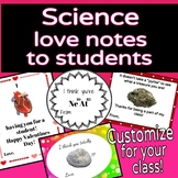 Science Love Notes for Students