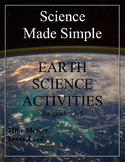 Science Made Simple:  Earth Science Activities, Grades 3-5