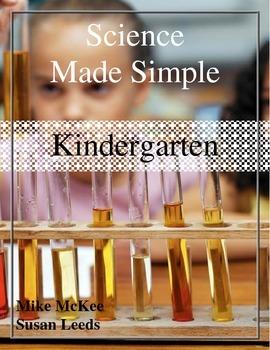 Science Made Simple - Kindergarten - Lab Activities for Gr