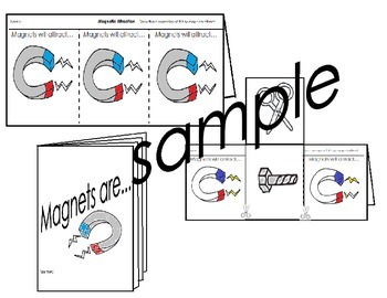 Science Magnets Activities Cscope Common Core