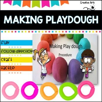 STEM Science- Making Playdough