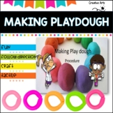 STEM Science- Making Playdough