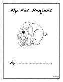 Science & Math Measuring Pet Project