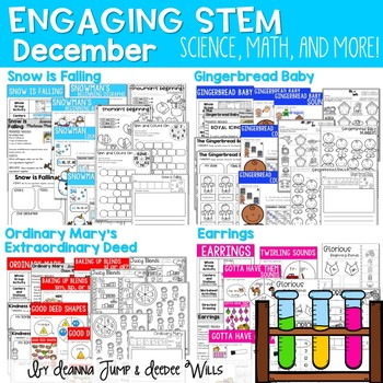Science, Math, & More December SET TWO