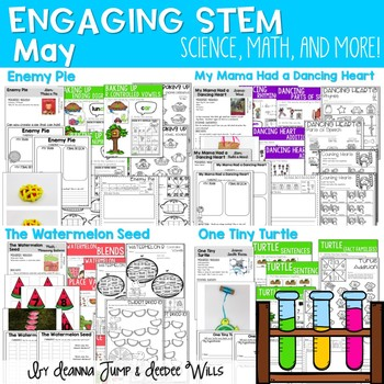 Science, Math, & More MAY Set 2