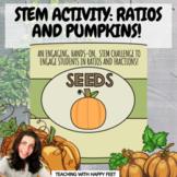 A Pumpkin Problem: Engaging Lesson on Ratios