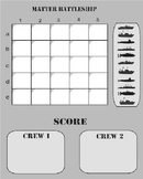 Science Matter Battleship SMARTboard Game for 5th Grade VA SOL 5.4