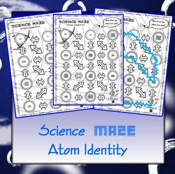 Science Maze Atom Identity