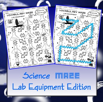 Science Maze Lab Equipment 6th Grade