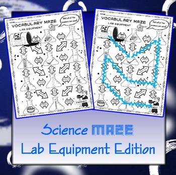 Science Maze Lab Equipment 8th Grade