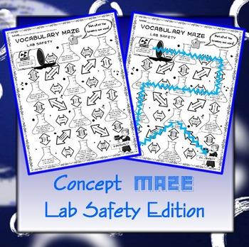 Science Maze Lab Safety