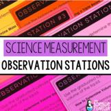 Science Measurement Observation Stations