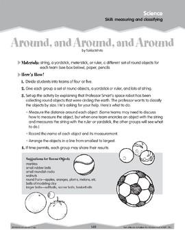Science Measuring (Ten-Minute Activities)