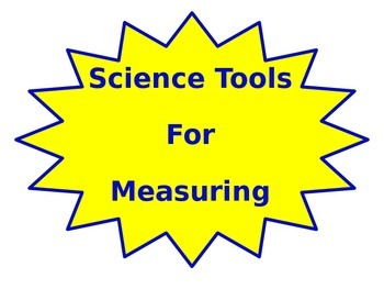 Science Measuring Tools