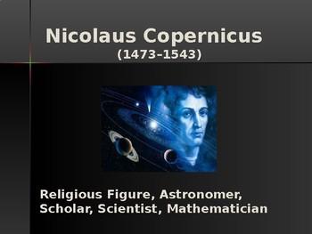 Science & Medicine - Key Figures - Nicholas Copernicus