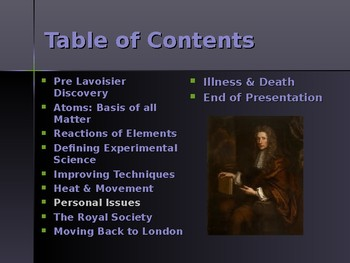 Science & Medicine - Key Figures - Robert Boyle