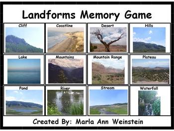 Science Memory Games Bundle