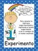 Scientific Method Posters In Spanish