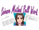 Science Method Weekly Bell Work