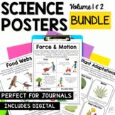Science Posters Bundle