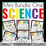 Science Mini Bundle One