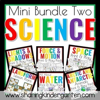 Science Mini Bundle Two