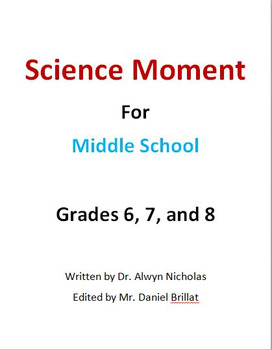 Science Moment - January 2017