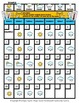 Science - Monthly Weather Calendar - Sunday to Saturday -