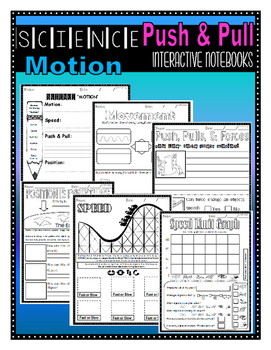 Science Motion (Push, Pull)