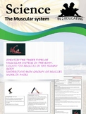 Science Muscular system