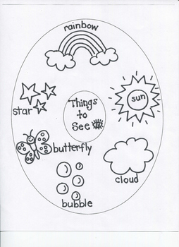 """Science: """"My 5 Senses""""......... for Young Artists"""