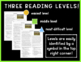 Science Non-Fiction Reading Comprehension Passages & Questions Bundle