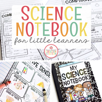 SCIENCE NOTEBOOK