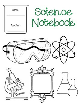 Science Notebook Cover