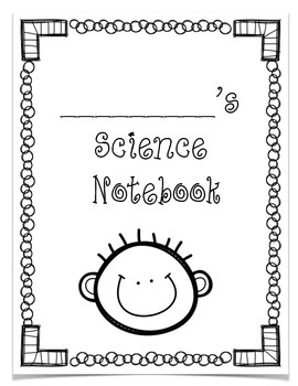 Science Notebook Covers