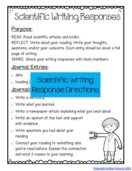 Science Notebook References and NGSS Practice Posters