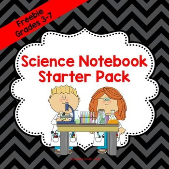 Science Notebook Resources