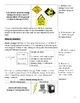 Middle School Physical Science Notes - Forms of Energy