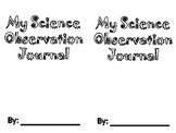 Science Observation Journals