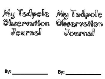 Science Observation Journals