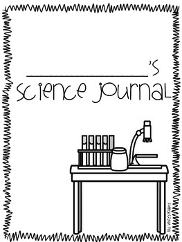 Science Observation Notebook Freebie