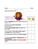 Science Observation Rubric and Student Friendly Checklist