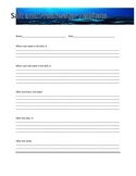 Science Observation Sheet