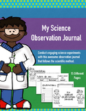 Science Observational Journal: Scientific Method