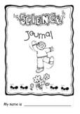 Science Observations Journal Booklet