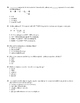 Science Olympiad Cell Biology Regional Level Practice EXAM